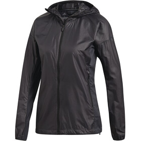 adidas TERREX Agravic Alpha Hooded Shield Jacket Women Carbon